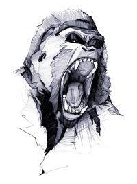 ����� ������-Gorilla shirts